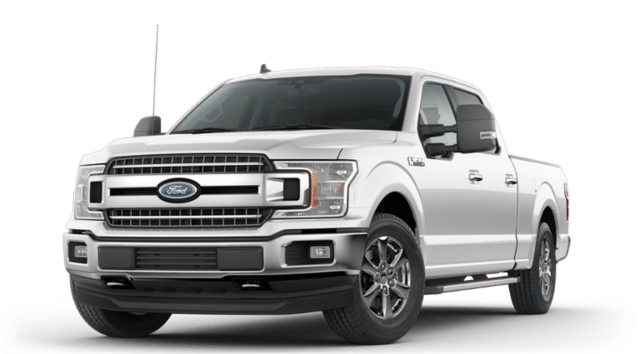 2019 Ford F-150 XLT SuperCrew 4x4 Truck